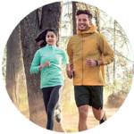 Promemoria per movimento Per aiutarti a rimanere attivo durante la giornata, Flex 2 invia promemoria per il movimento che ti ricordano di completare 250 passi ogni ora.