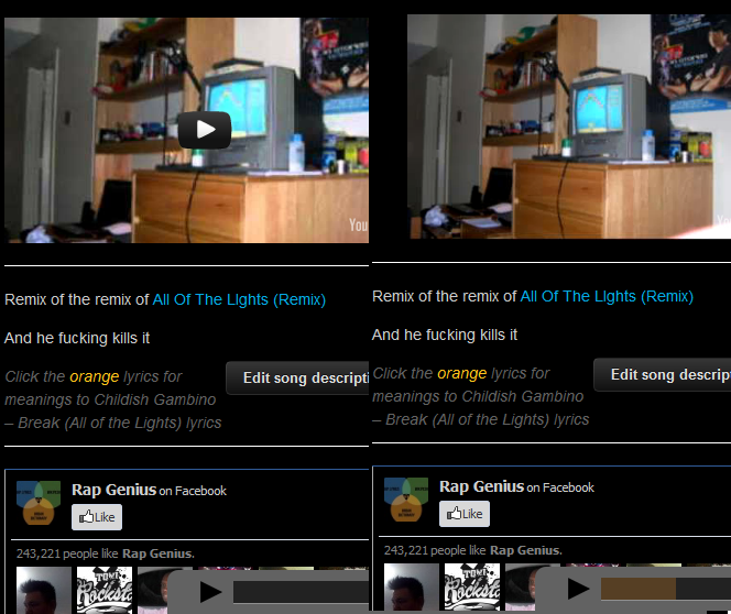 rapgenius youtube sidebyside.PNG