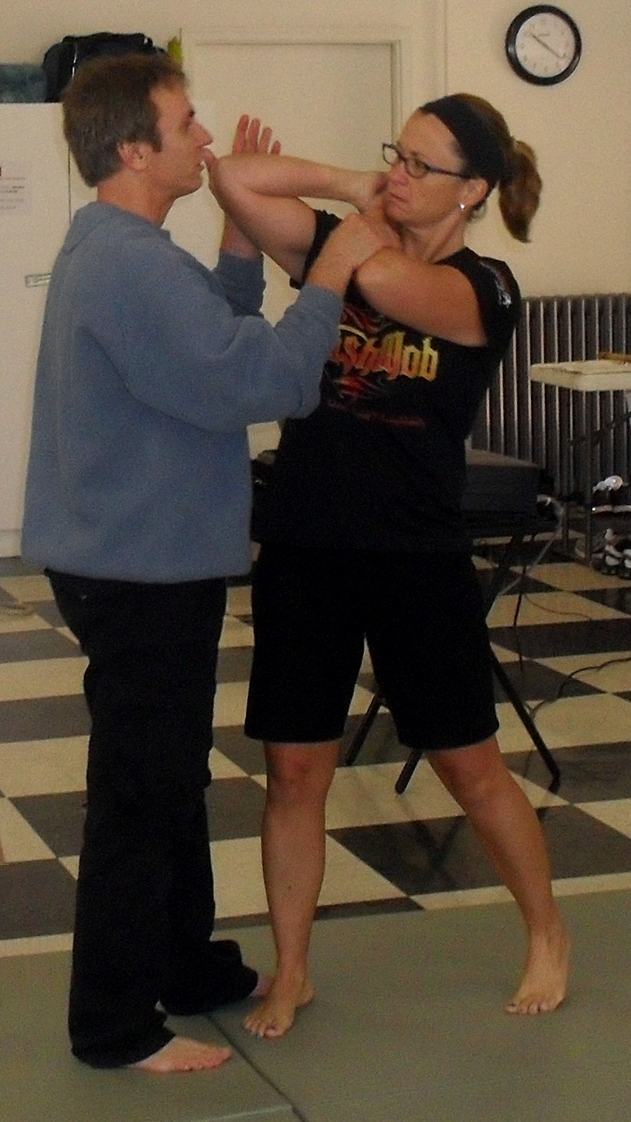 Self Defense Seminar 9/8/12