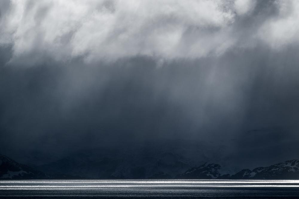 Averses de Pluies et lumières - Géorgie du sud