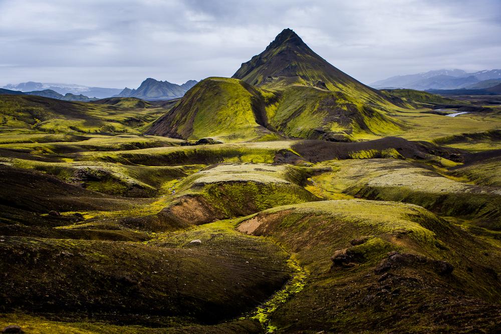 Islande, trek dans les territoires du sud