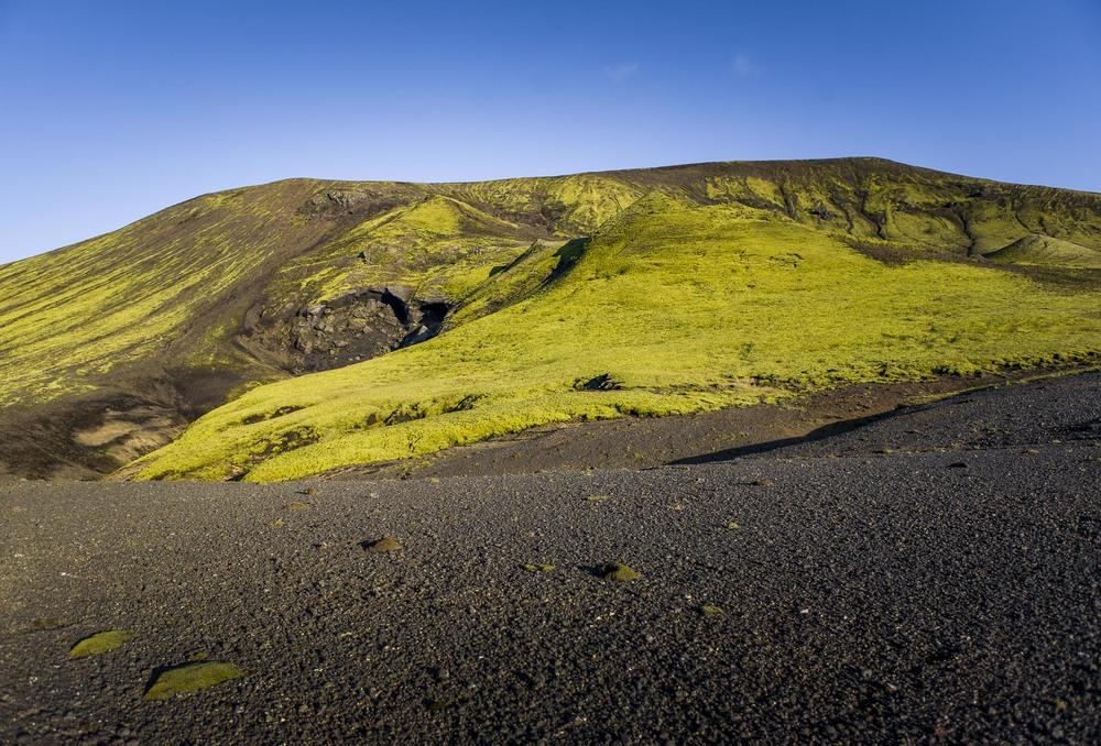 Paysage Alftavatn -  Islande