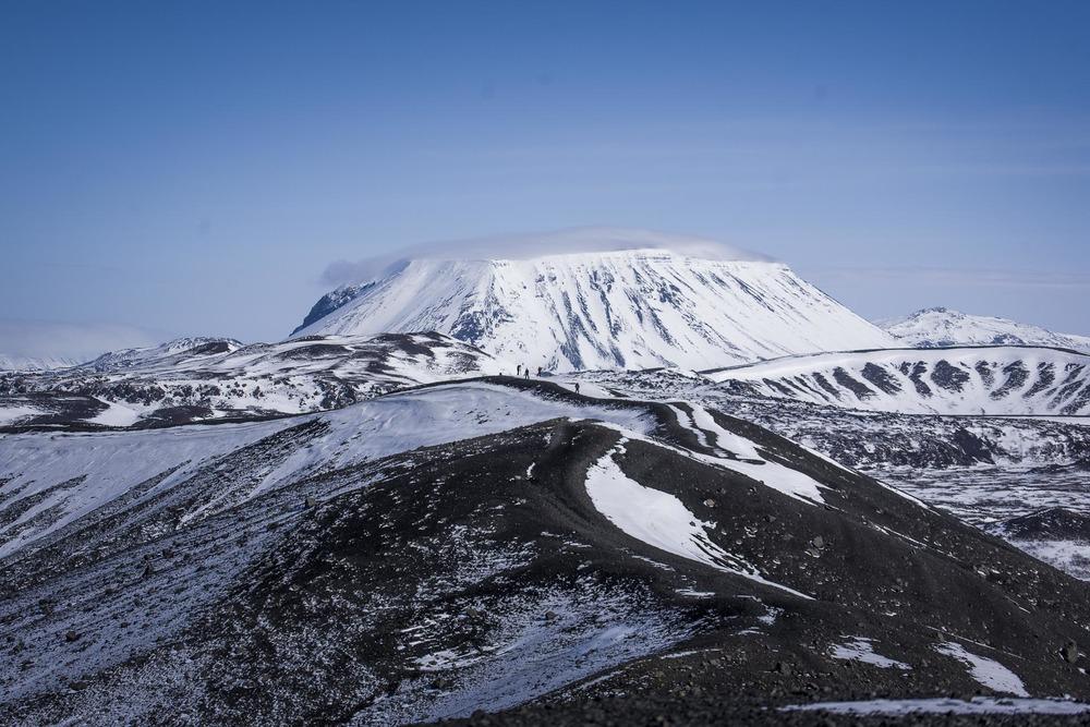 Volcan - Islande