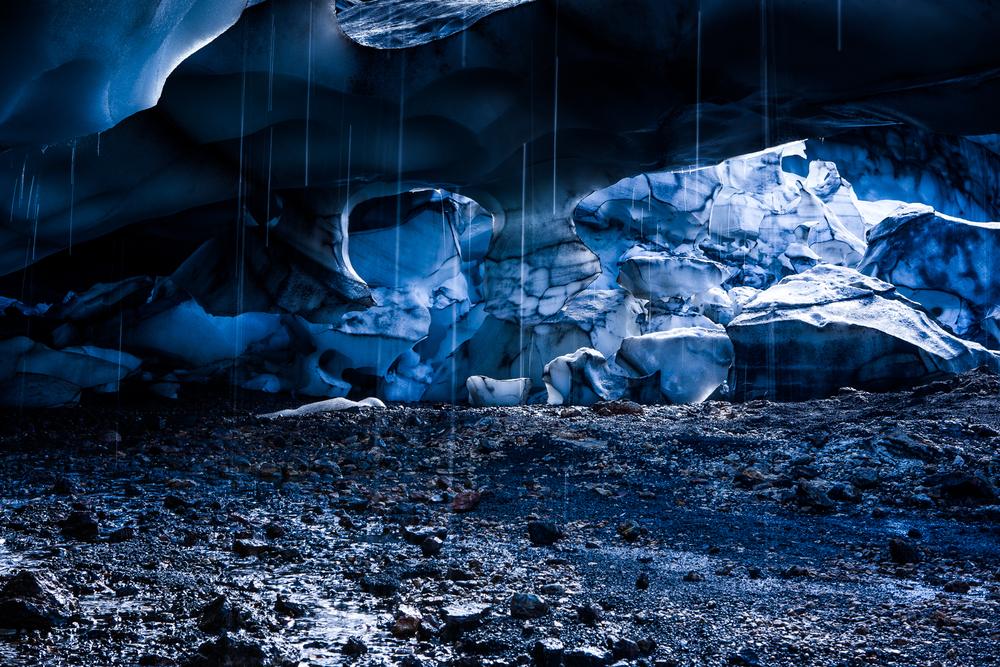 Photographie voyage Islande glacier