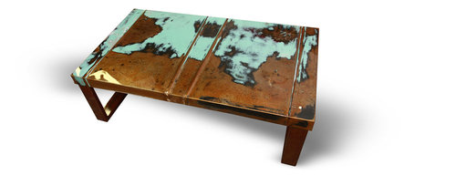 The Best Photos Of Beautiful Contemporary Furniture Weld House LLC - Welded coffee table
