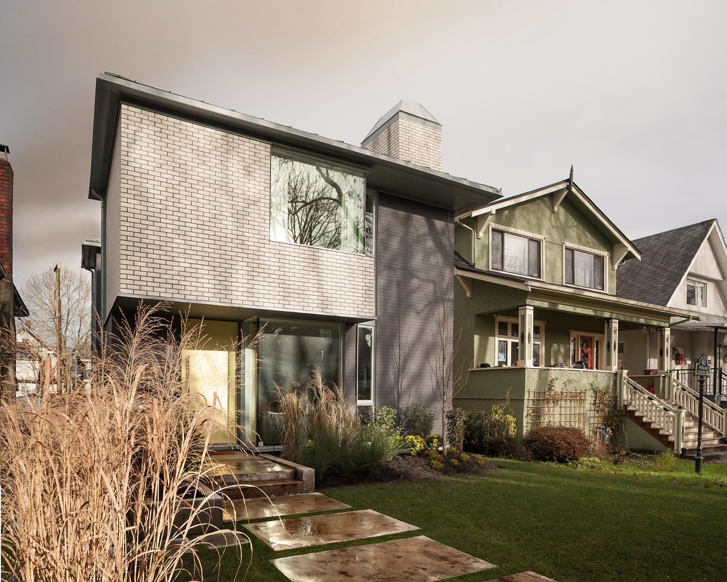 The west coast modern house vancouver residential architecture for Contemporary residential architecture