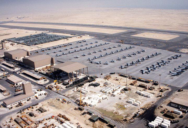 Bahrain, Desert Storm