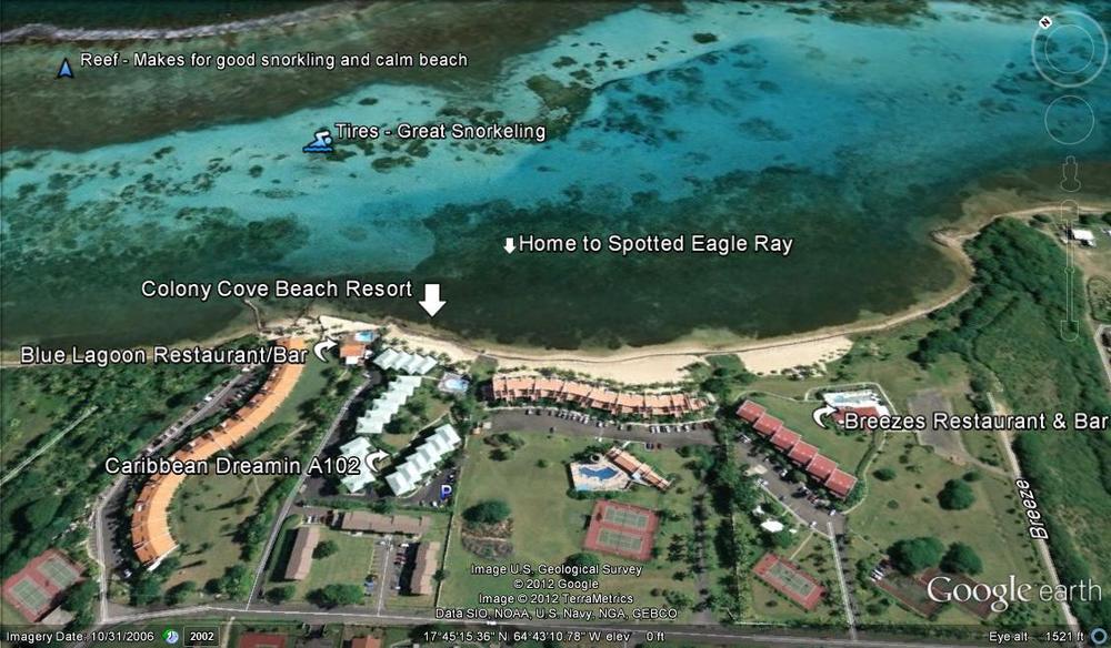 Rough Google Earth Image.