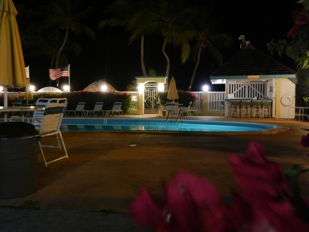STX June 2014 pool at night.JPG