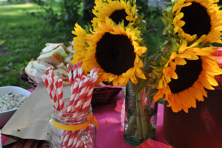 Picnic_Sunflowers_PaperStraws.jpg