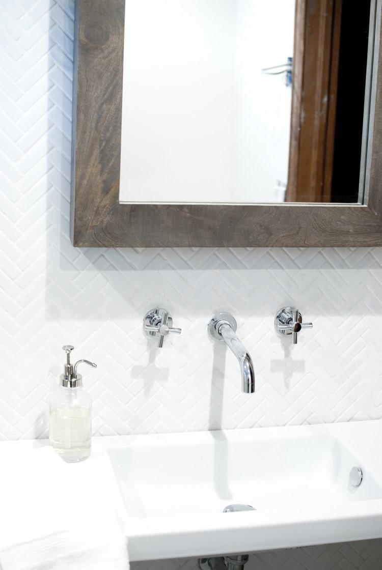 D-D Remodel: Ground Floor Bathroom Update — Dennelly Design Studio