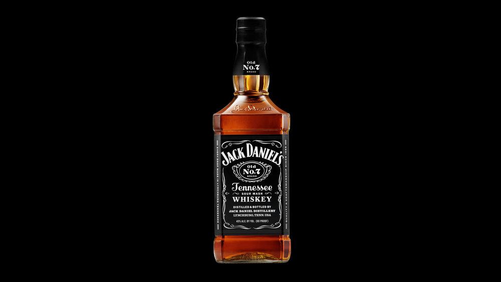 Jack Daniel's Bottle