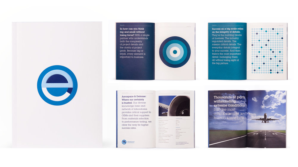 Element Brand Introduction Brochure