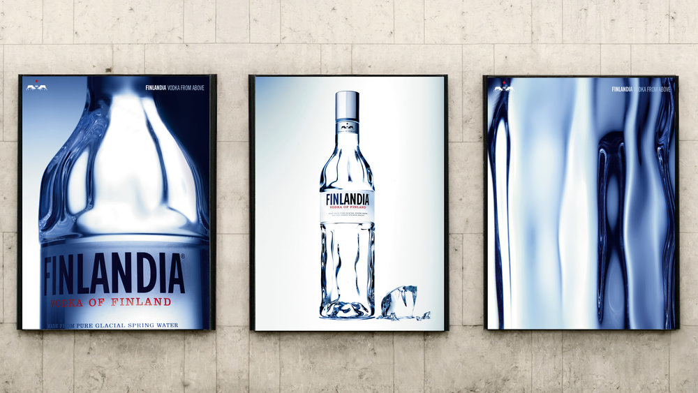 Finlandia Launch Posters