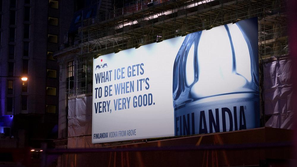 Finlandia Advertising