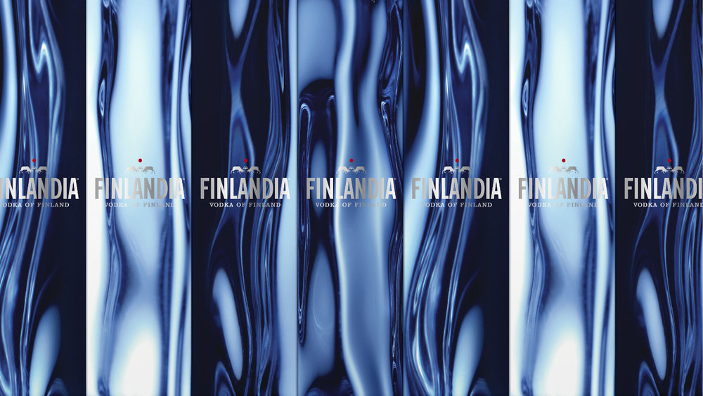 Finlandia Launch Packaging