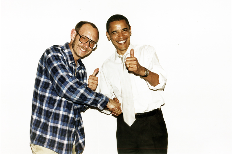 OH HAPPY DAY.     Our new President is a badass. Terry Richardson is too.
