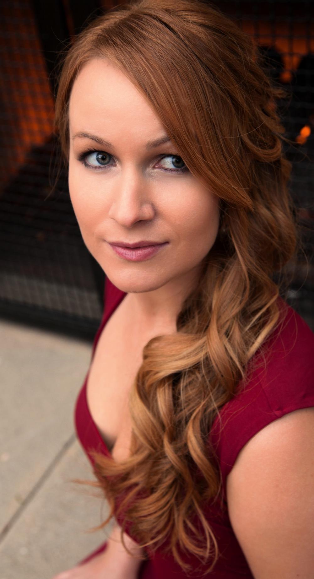 Fireside Modeling Genese Davis