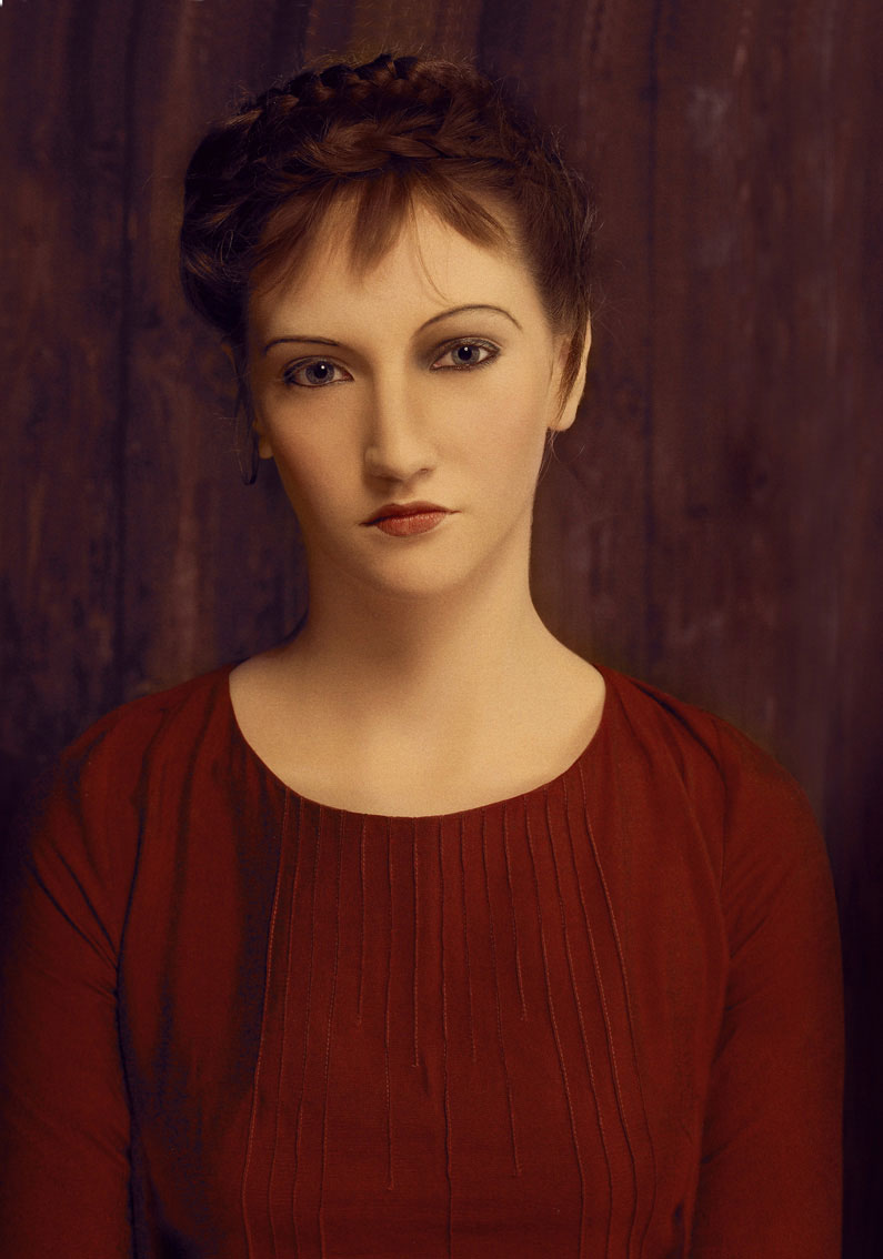 Modigliani / Head Of Young Woman