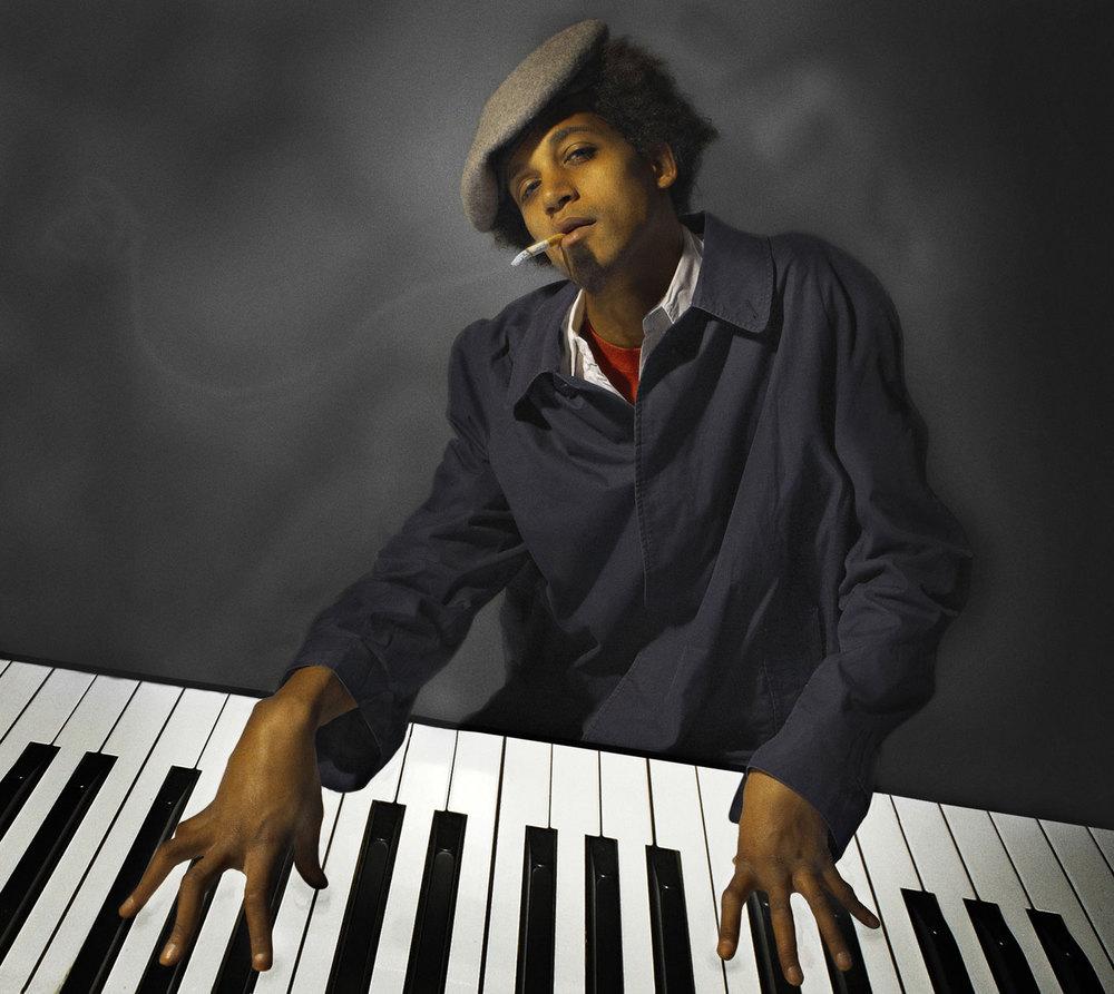 Justin Bua / Piano Man