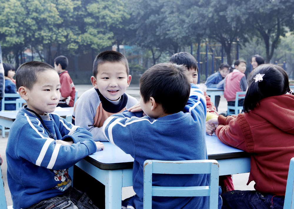 SOS Children's Villages, China.