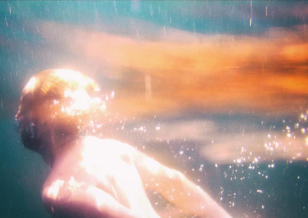 Underwater Hair Accident 2014
