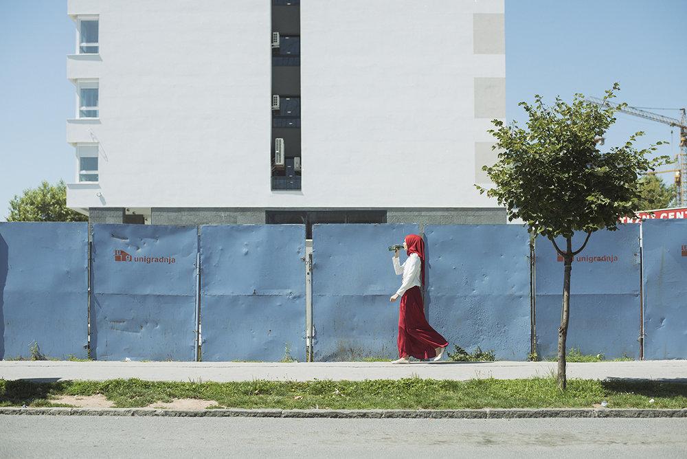 A Coca-Cola ad?... Sarajevo, 2016