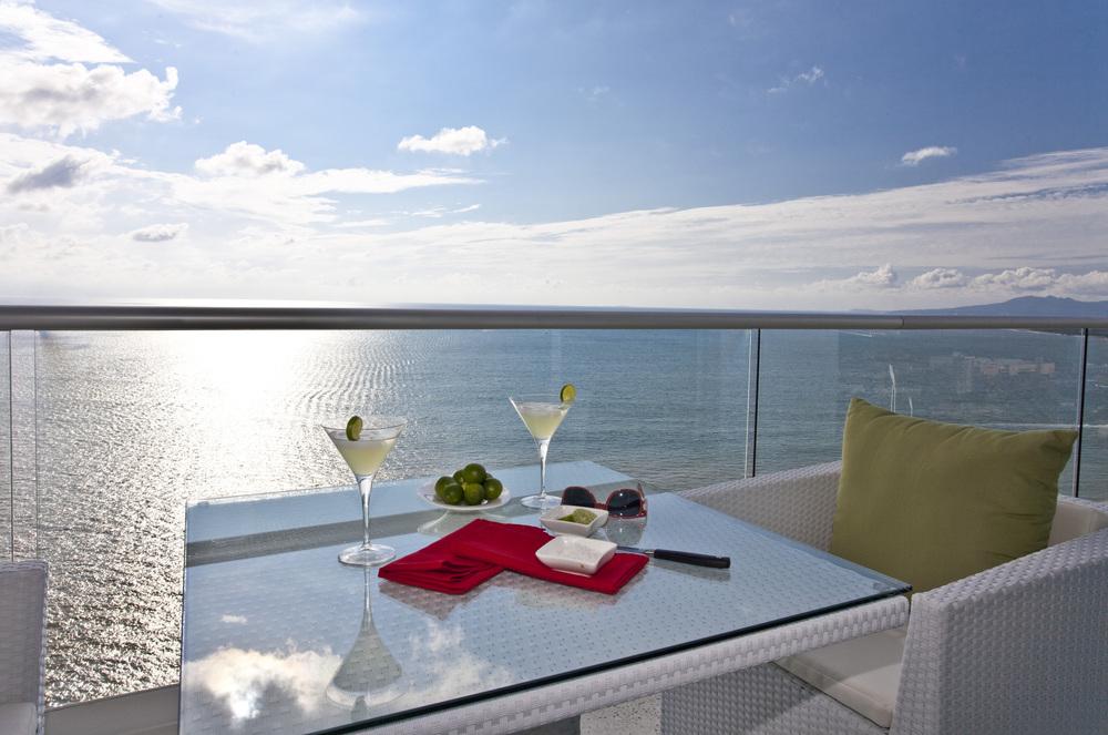 Puerto Vallarta rental villa ocean view
