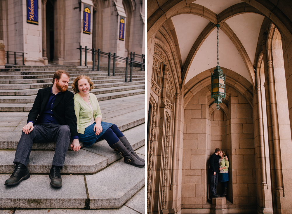 Alex Abby Engagement University of Washington Quad-24.jpg