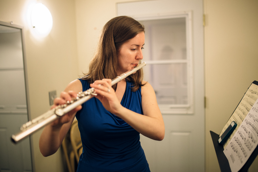 Catherine Bender flute lessons seattle arbr pictures