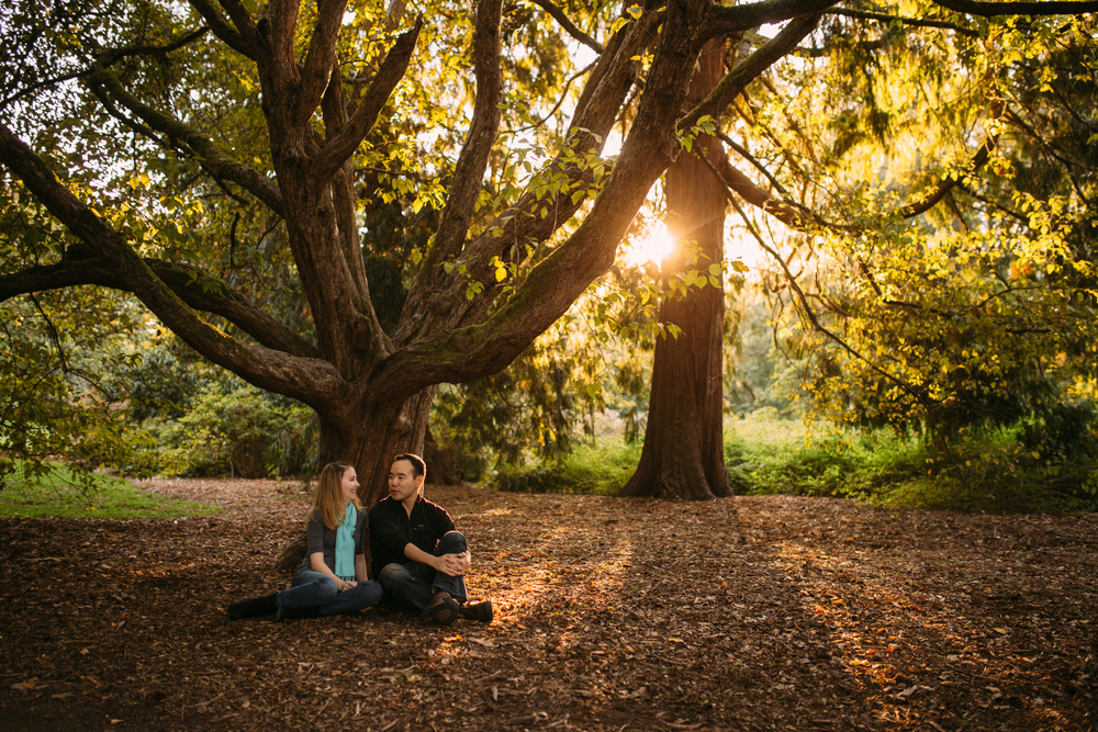Glen and Carly Engagement - Seattle Arboretum - ARBR Pictures - 2015-13.jpg