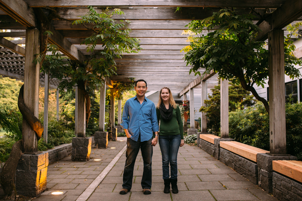 Glen and Carly Engagement - Seattle Arboretum - ARBR Pictures - 2015-32.jpg
