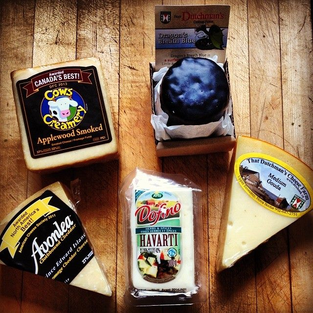All You Need Is Canadian Cheese