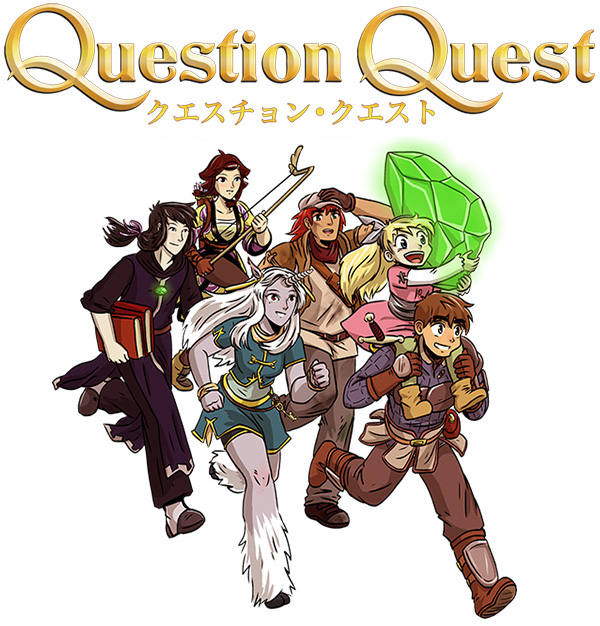 Question Quest : The Language Card Game