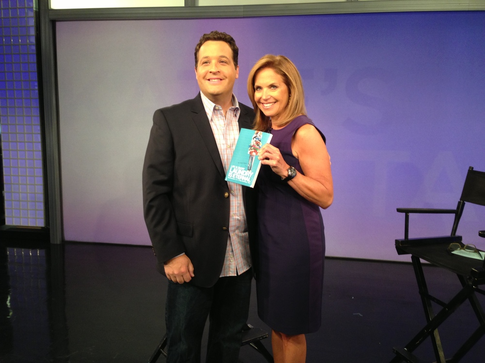 Scott and Katie Couric