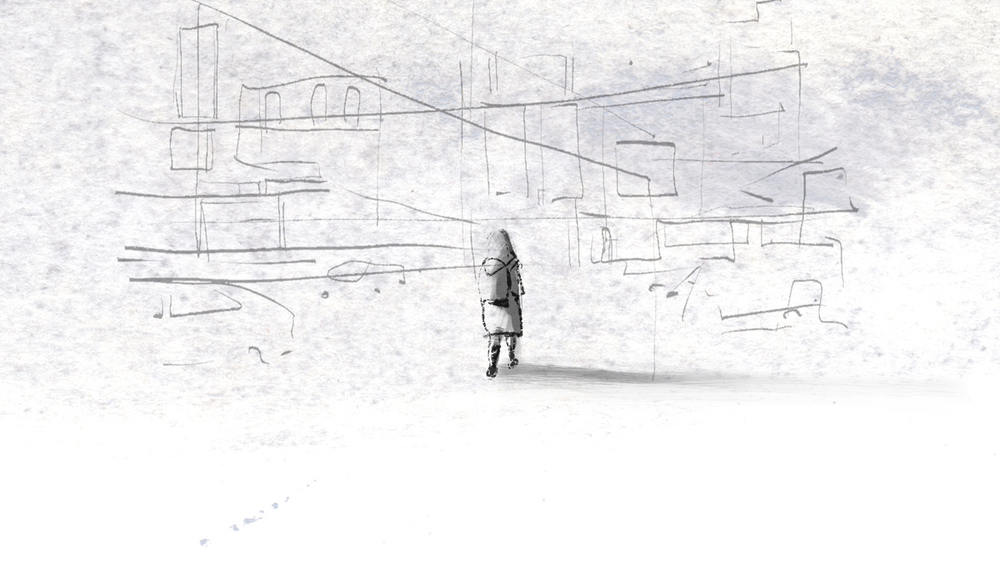 "Concept Art for Davis Guggenheim ""He named Malala"" documentary film."