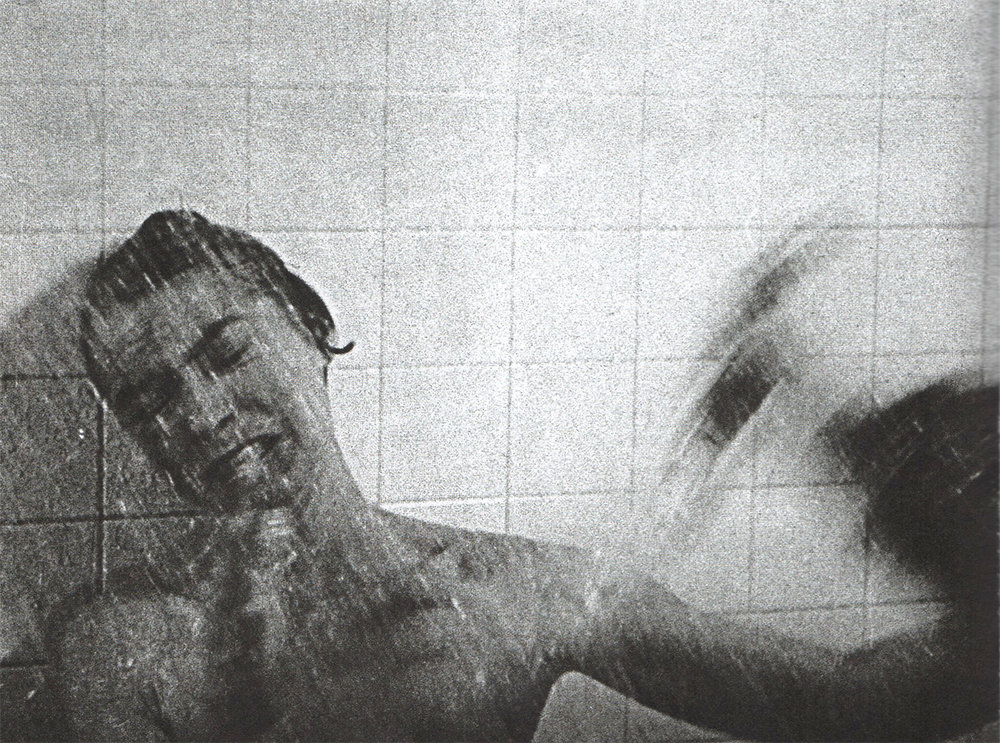 Janet Leigh in the shower sequence from 'Psycho' (1960)