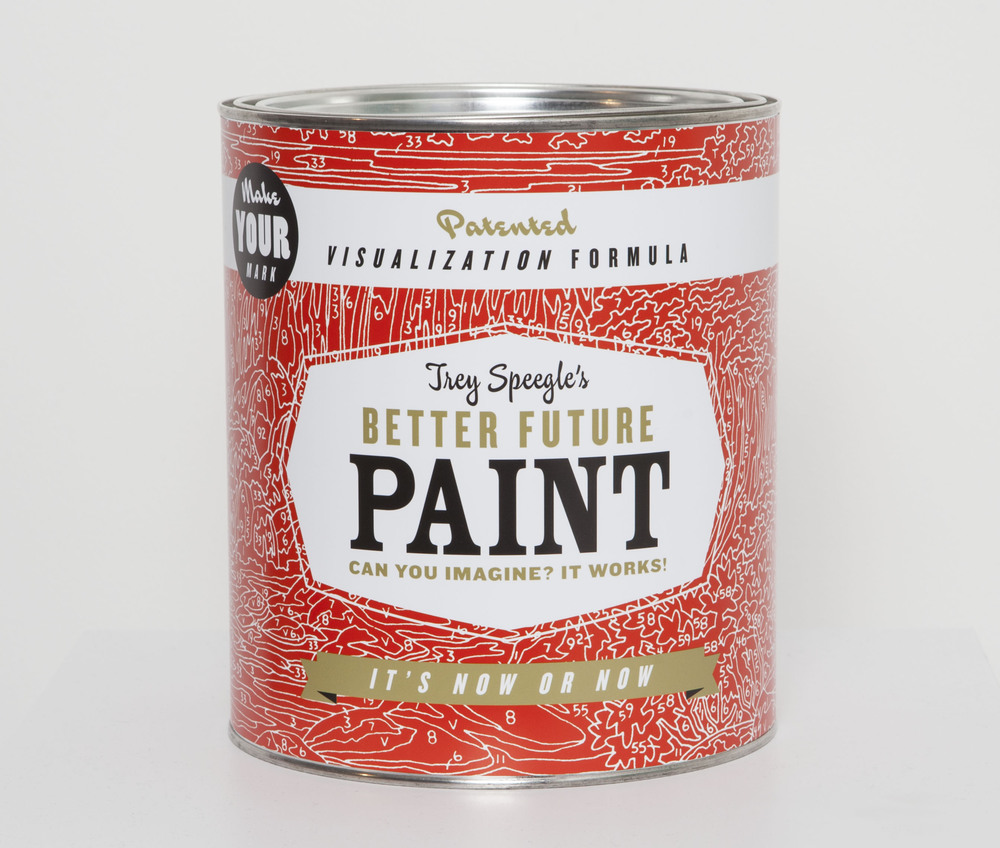 Better future paint can print red trey speegle for Which paint is better