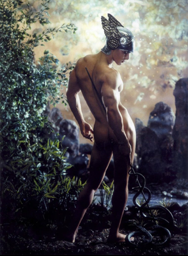 Pierre et Gilles in 'Masculine/Masculine' at Musé D'Orsay in Paris