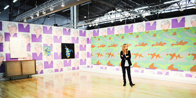 Gagosian at The Armory Show, 2013