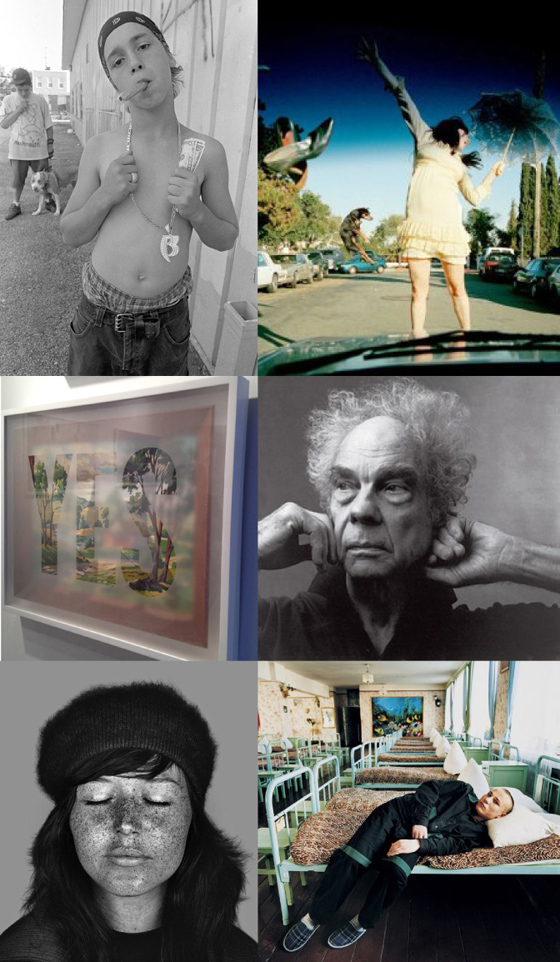 Brenda Kenneally, Alex Prager, Trey Speegle, Annie Leibovitz, Dana Hoey,  and Michal Chelbin