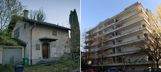 Gurlitt's house in Salzburg, Austria and his apartment in Munich held 1500 paintings and drawings
