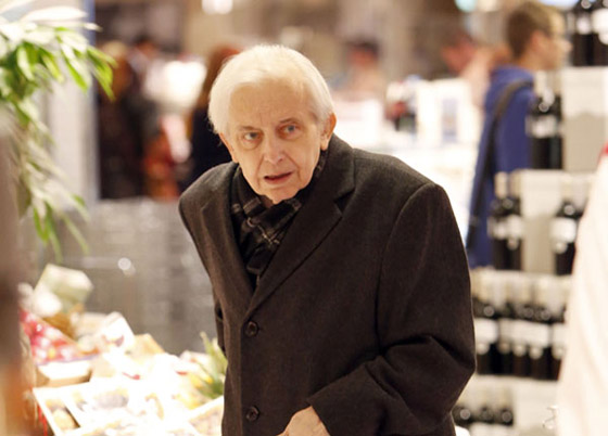 Cornelius Gurlitt out in Munich