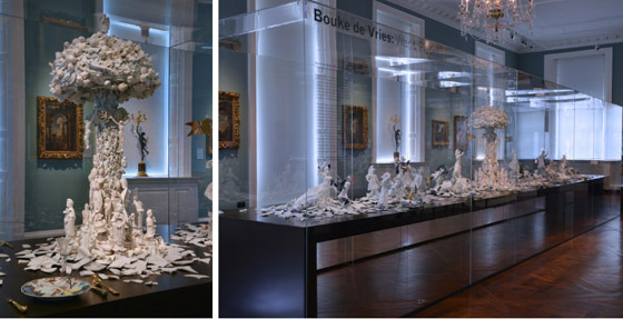 """""""War and Pieces"""", currently at the Holburne Museum in Bath"""