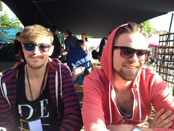 Miguel & Brandon