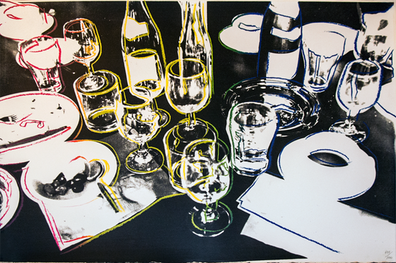 """After the Party"" by Andy Warhol"