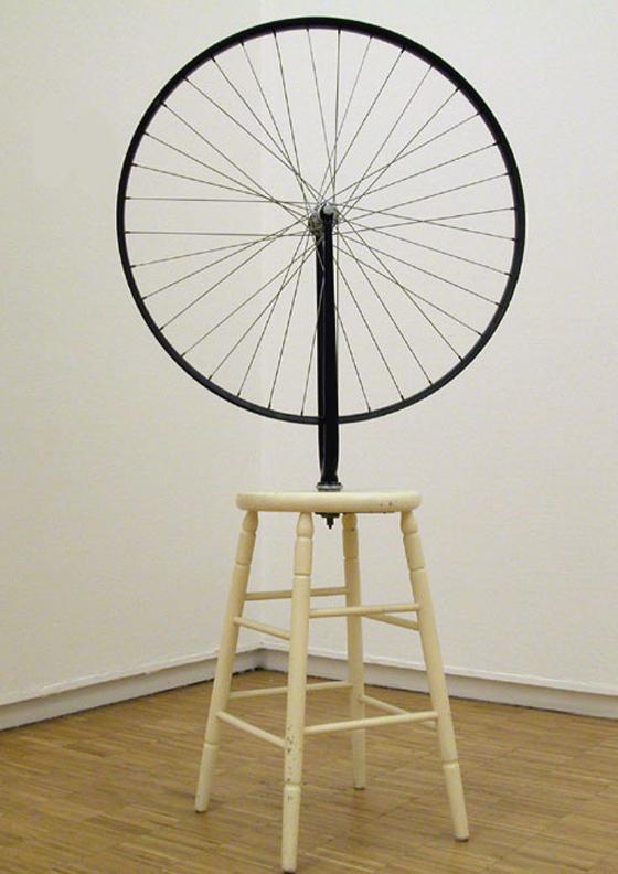 """""""I don't believe in art. I believe in artists."""" –Marcel Duchamp"""