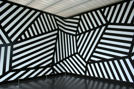"""Artists teach critics what to think. Critics repeat what the artists teach them."" –Sol Lewitt"