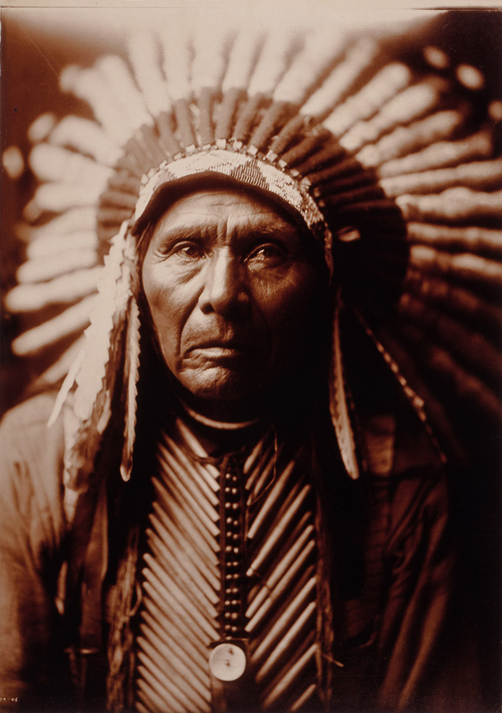 Edward Curtis