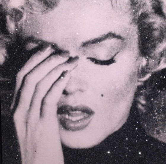 Marilyn x Russell Young